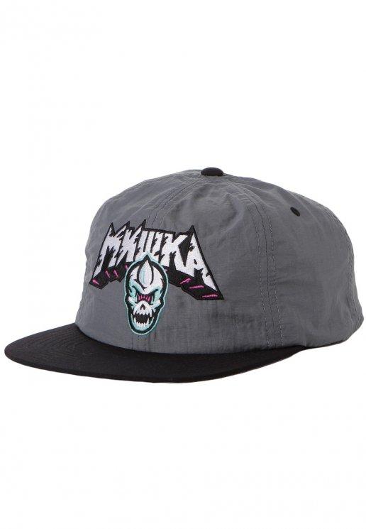 ddce834b12b Mishka - Cycotiks Starter Charcoal Snapback - Cap - Streetwear Shop -  Impericon.com AU