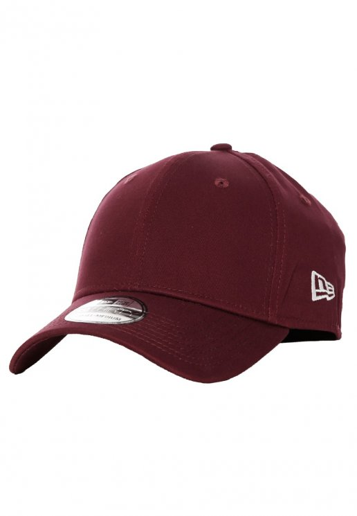 New Era - Flag Collection 39Thirty Maroon - Cap - Streetwear Shop -  Impericon.com UK a7d0908c7