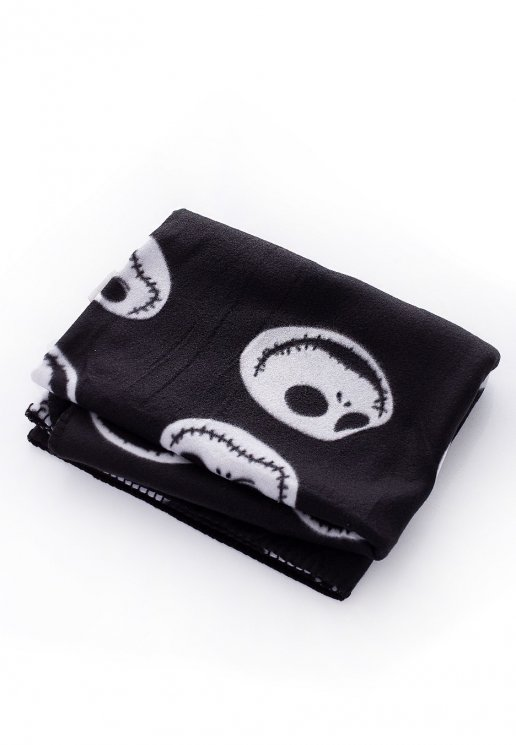 346b0c6a984 The Nightmare Before Christmas - Jack Skellington Multicolor - Blanket -  Impericon.com UK