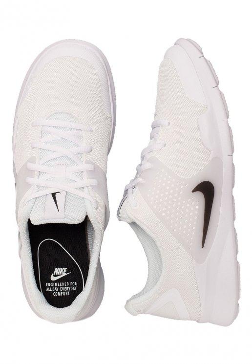 impaciente despreciar domingo  Nike - Arrowz White/Black - Shoes - Fashion Shop - Impericon.com UK