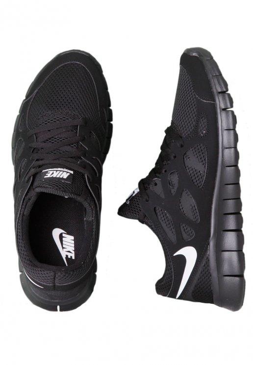 quality design f32a1 cadbf Nike - Free Run 2 NSW Black White Black - Shoes - Impericon.com AU