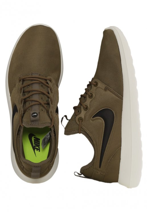 new arrival 7bd20 1a627 Nike - Roshe Two Iguana Black Sail Volt - Shoes - Impericon.com US