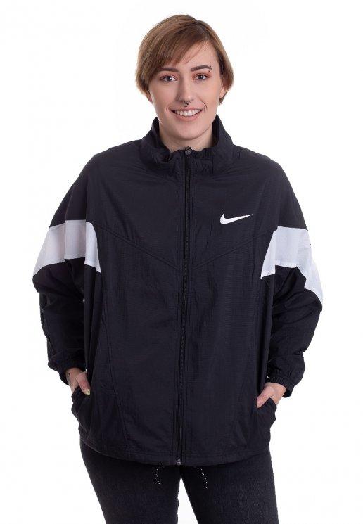 Nike Sportswear Windrunner BlackWhiteBlackWhite Windbreaker