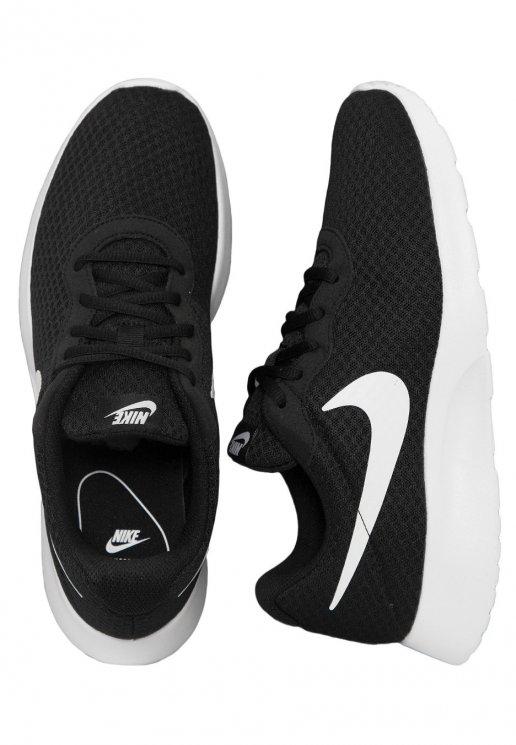 Nike - Tanjun Black/White - Shoes