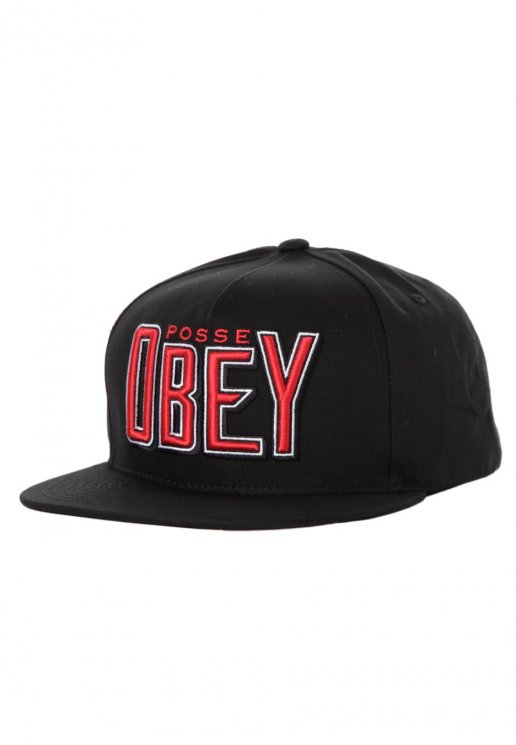 Obey - Propaganda Snapback - Cap - Streetwear Shop - Impericon.com Worldwide 5ca2184f113