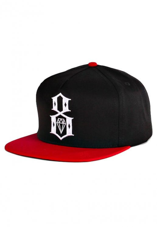 Rebel Eight - Burn Bridges Black Red Snapback - Cap - Streetwear Shop -  Impericon.com Worldwide 76b0715dc13