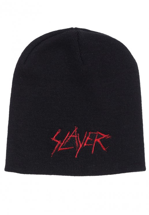 a23e21a1a1bb2 Slayer - Logo - Beanie - Oficjalny Sklep Metal Merchandise - Impericon.com  PL