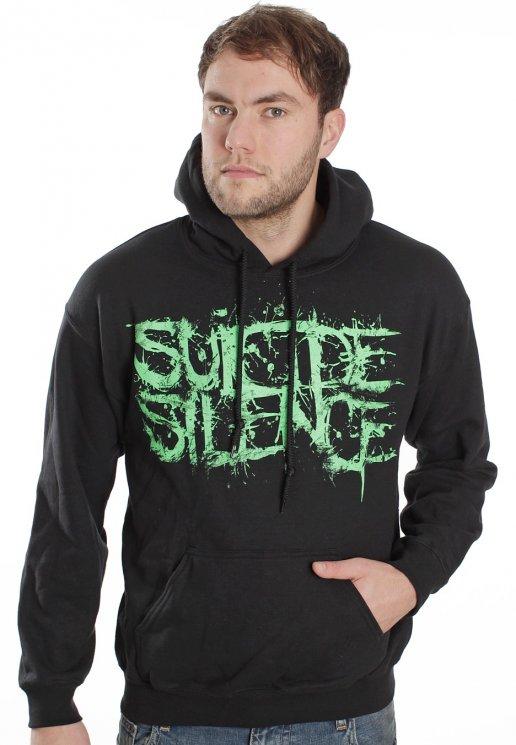 c91673b1b Suicide Silence - Headbang - Hoodie - Official Deathcore Merchandise Shop -  Impericon.com Worldwide