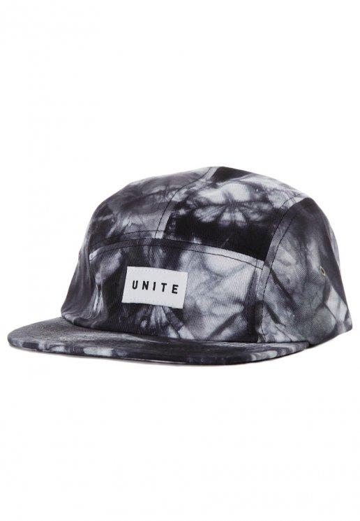 Unite Clothing - Shadow Black Tie Dye - Cap - Streetwear Shop - Impericon.com  Worldwide dfe8392cbe408
