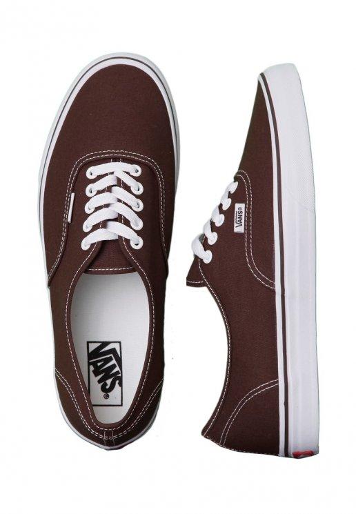 61bb4f6f3e Vans - Authentic Espresso - Shoes - Impericon.com US
