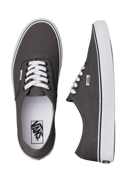 Vans - Authentic Pewter/Black - Shoes