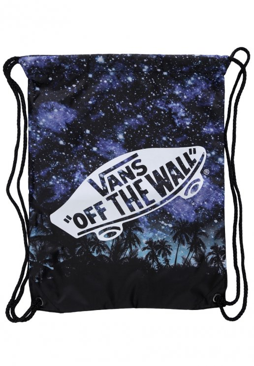Vans - Benched Palm Night Drawstring - Backpack - Impericon.com AU 70096a8ef4425
