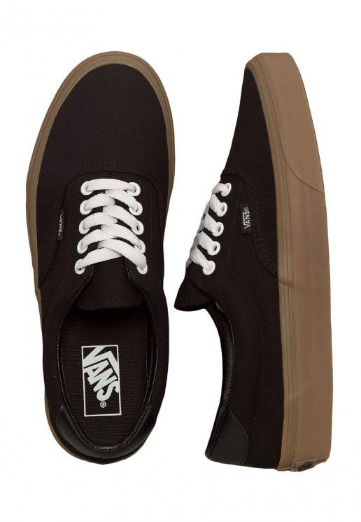 fbd2d2dadcd Vans - Era 59 Canvas Gum Black/Light Gum - Shoes - Impericon.com UK