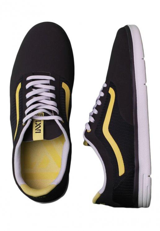 Vans Graph CharcoalLime Shoes