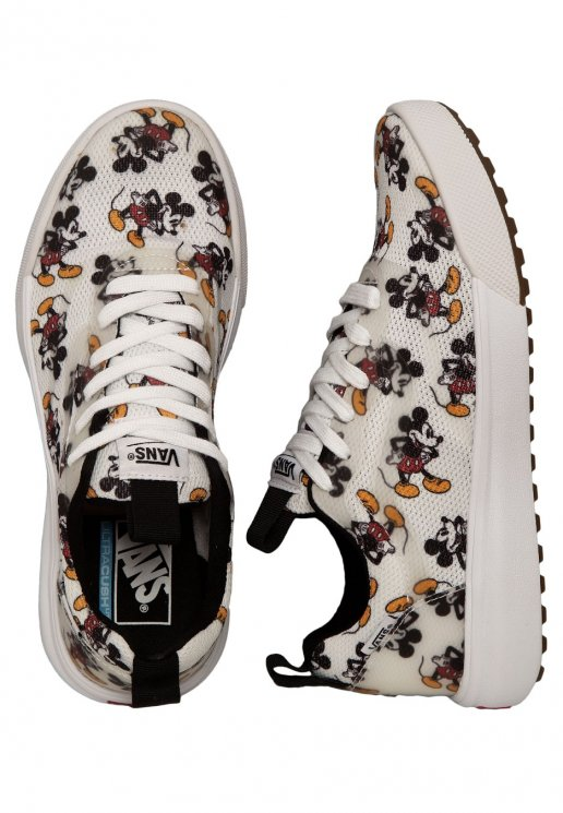 mickey mouse vans
