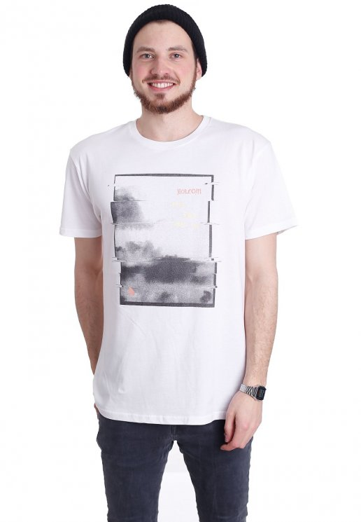 f2d6af15879f Volcom - Up BSC White - T-Shirt - Streetwear Shop - Impericon.com AU