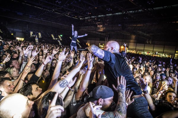 Impericon Festival - Being as an ocean