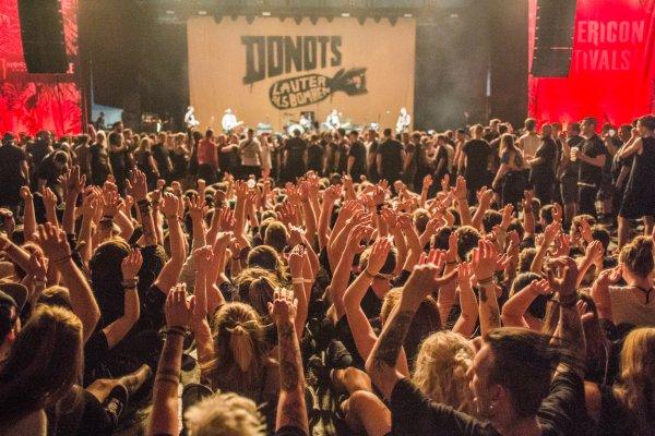 Impericon Festival - Donots