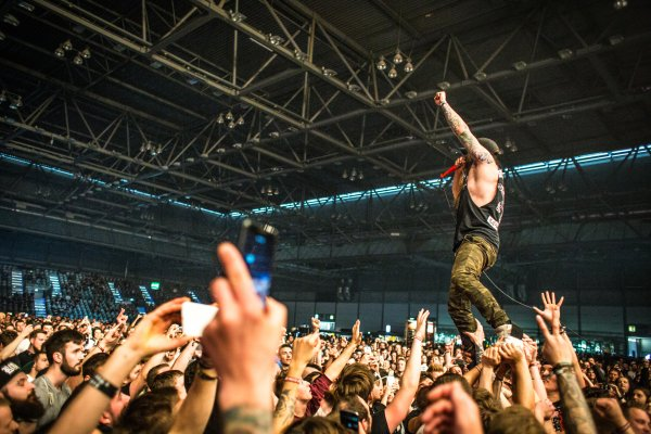Impericon Festival - Get the shot