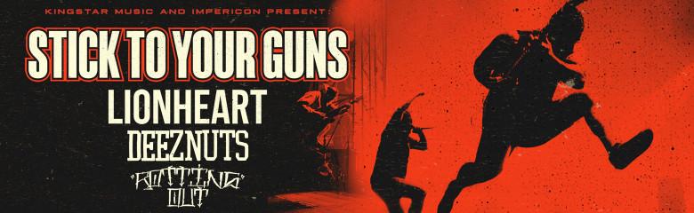 Stick To Your Guns Tour Tickets