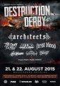 Destruction Derby - 21./22.08.2015 Weekend  - Ticket