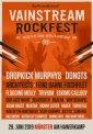 Vainstream Rockfest - 29.06.2019  Münster 2. Preisstufe - Ticket