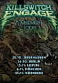 Killswitch Engage - 25.10.2019 Oberhausen - Ticket