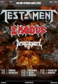 Testament - 22.02.2020 Filderstadt - Ticket