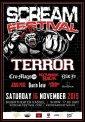 Scream Festival - 16.11.2019 Kassel - Ticket