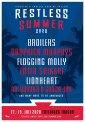 Restless Summer - 17./18./19.07.2020 Torgau Car Camping - Ticket