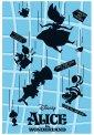 Disney - Alice Falling - Poster