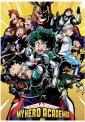 My Hero Academia - Group - Poster