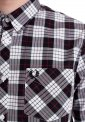 Fred Perry - Tartan White - Shirt