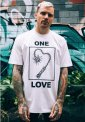 One Love Apparel - Morning Star White - T-Shirt