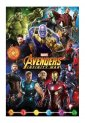 The Avengers - Characters - Poster