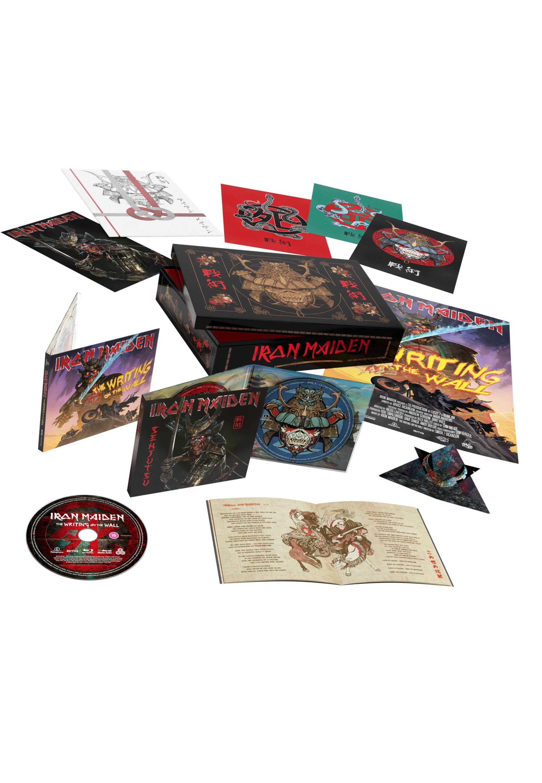 Iron Maiden - Senjutsu (2021) - Página 11 0190295015923
