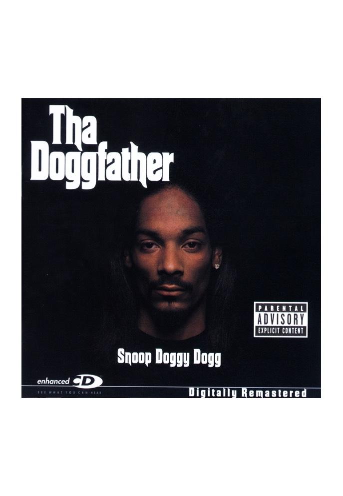 Snoop Dogg - Tha Doggfather - CD