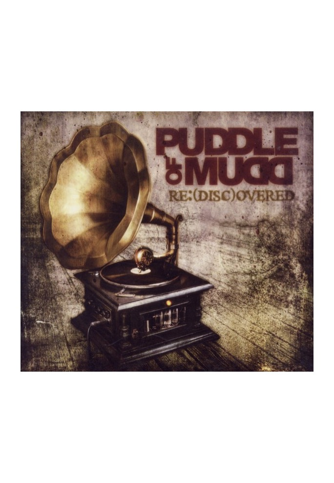 Puddle Of Mudd - Re:(Disc)Overed - CD