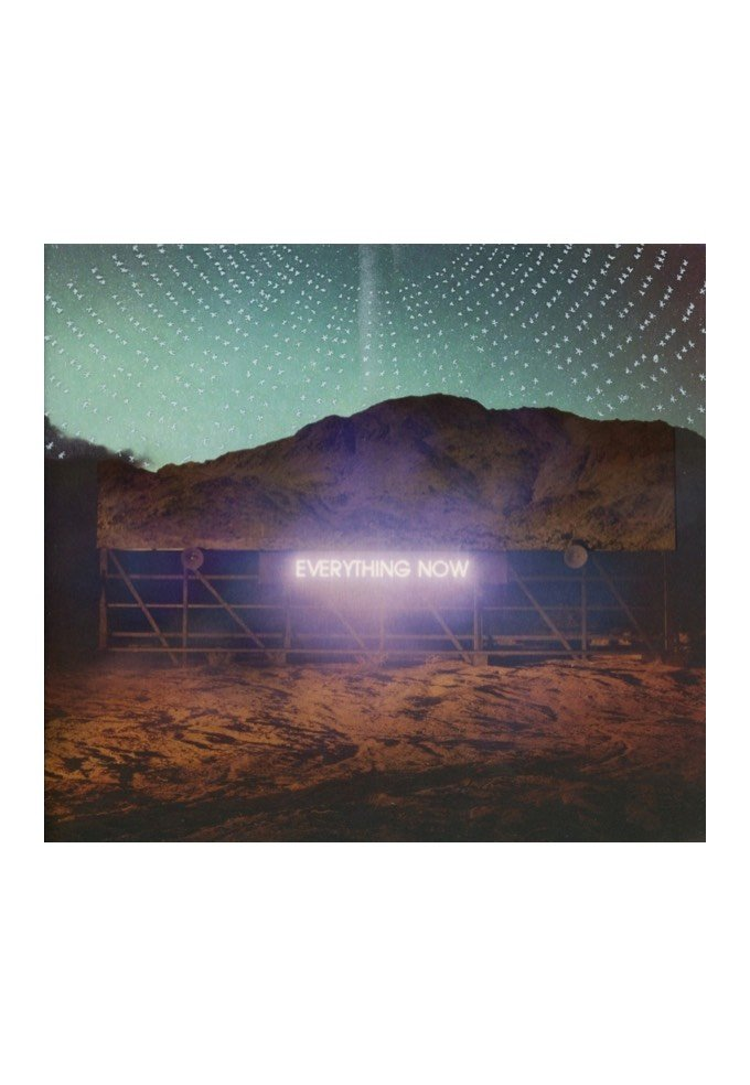 Arcade Fire - Everything Now (Night Version) - CD