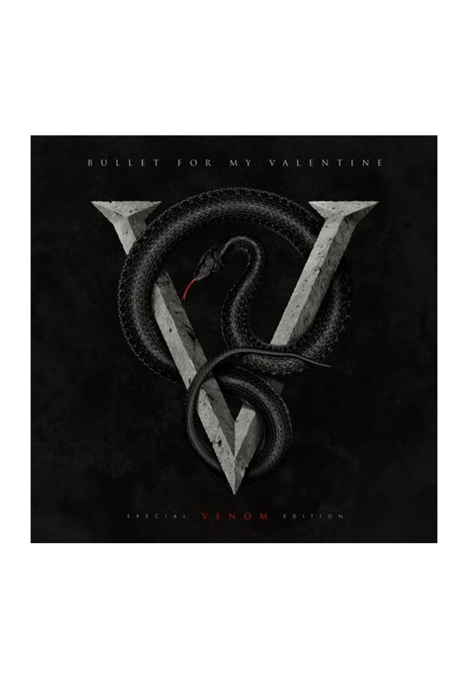 Bullet For My Valentine Venom Deluxe Cd Cds Vinyl And Dvds Of