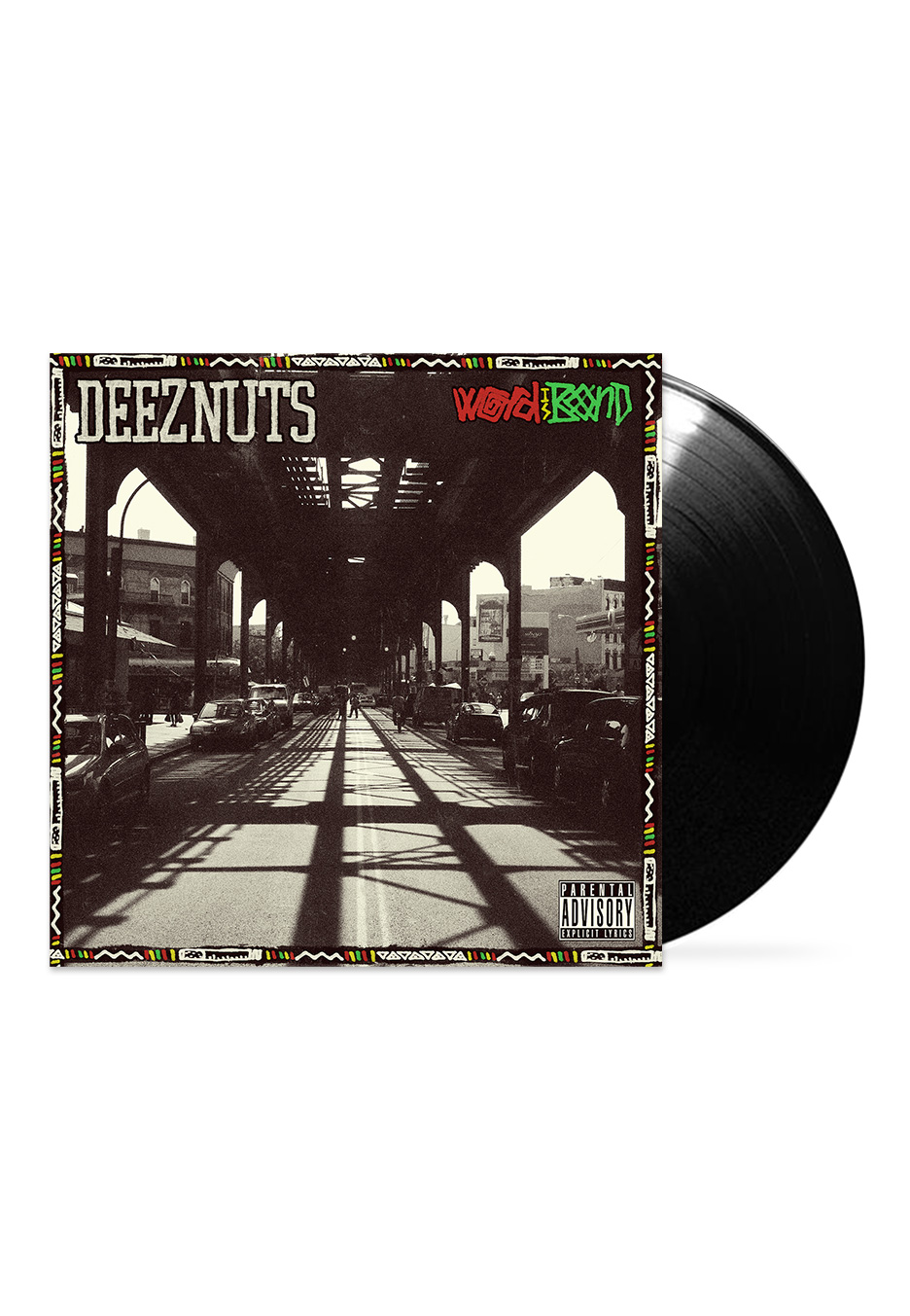 Deez Nuts - Word Is Bond - Vinyl