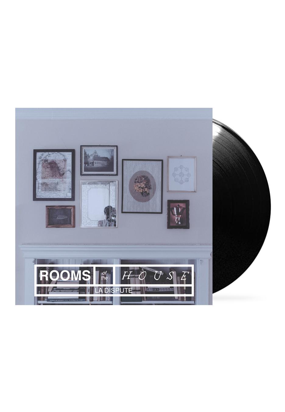 La Dispute - The Rooms Of The House - Vinyl