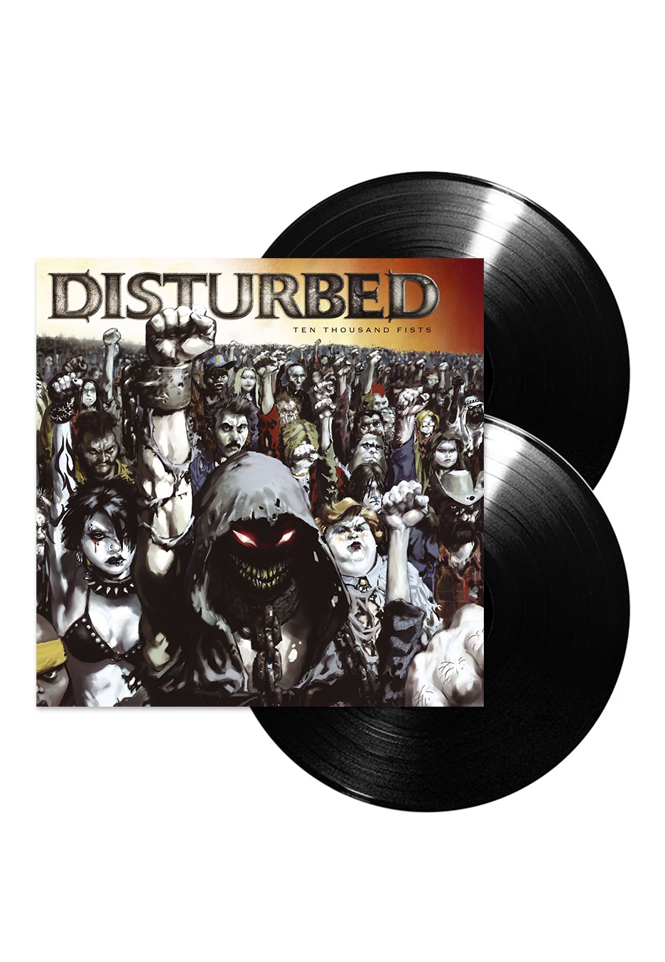 Very valuable Ten thousand fist by disturbed
