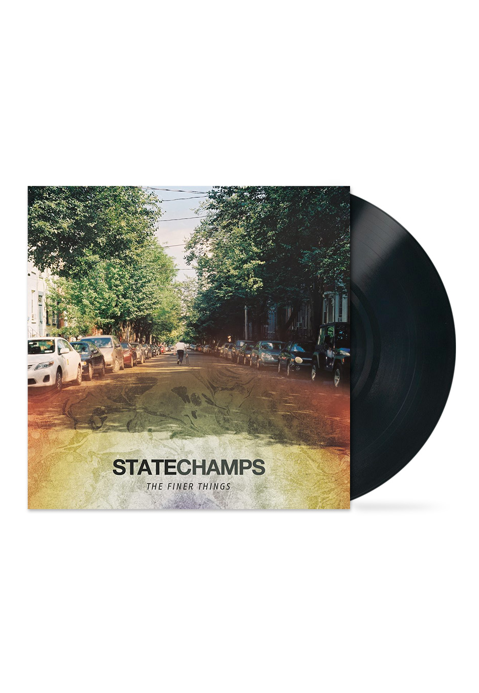 State Champs The Finer Things Lp Offizielles Pop
