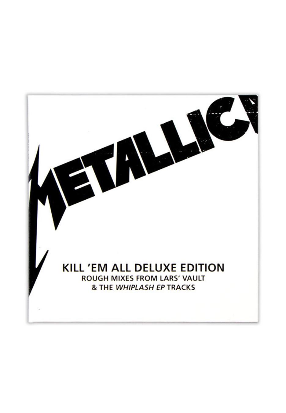 Metallica – kill 'em all || deluxe boxset || limited edition.