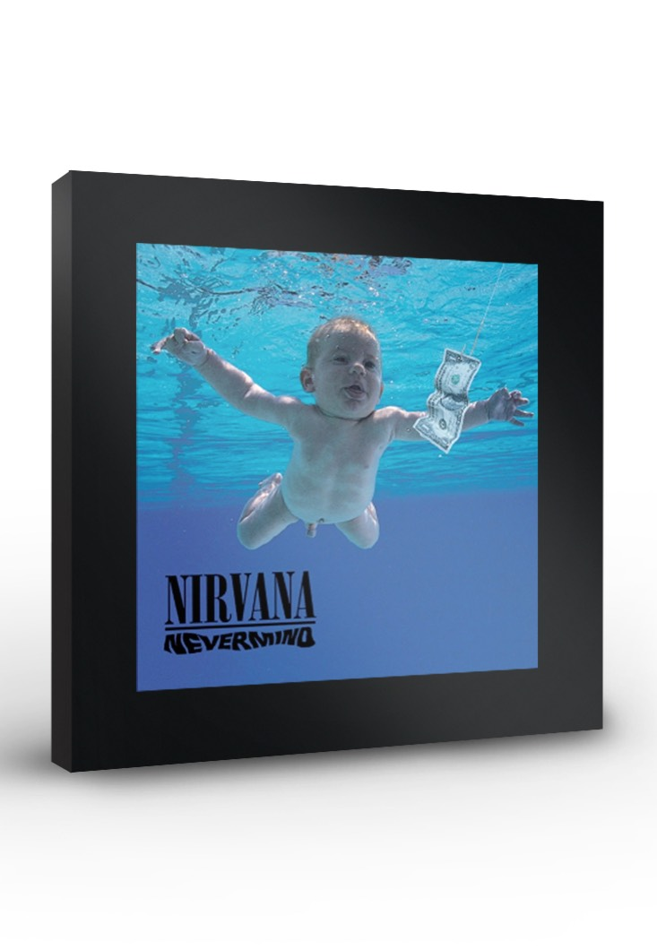 Nirvana - Nevermind (Remastered) Ltd. Super Del...