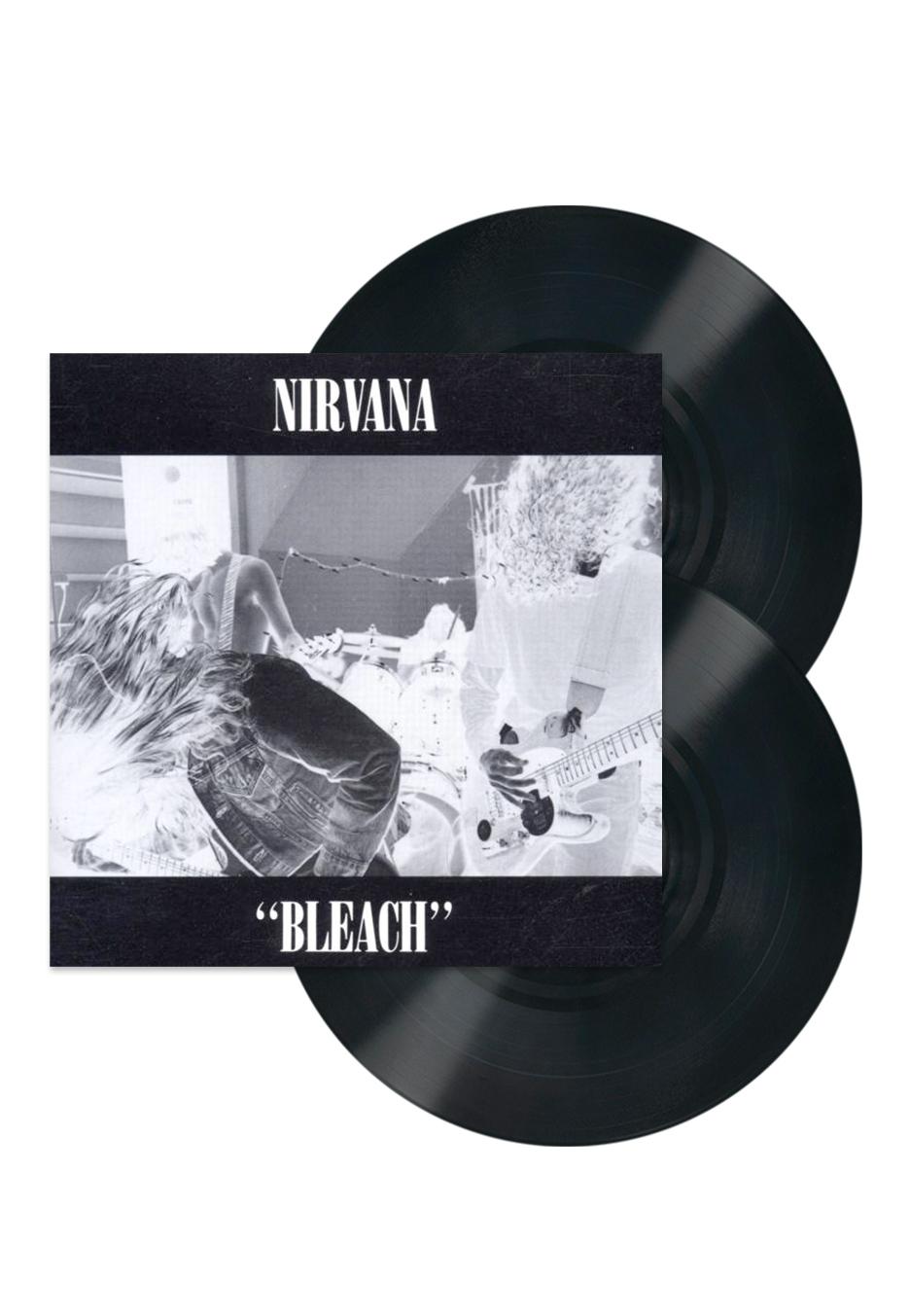 Nirvana - Bleach Deluxe Edition - Vinyl