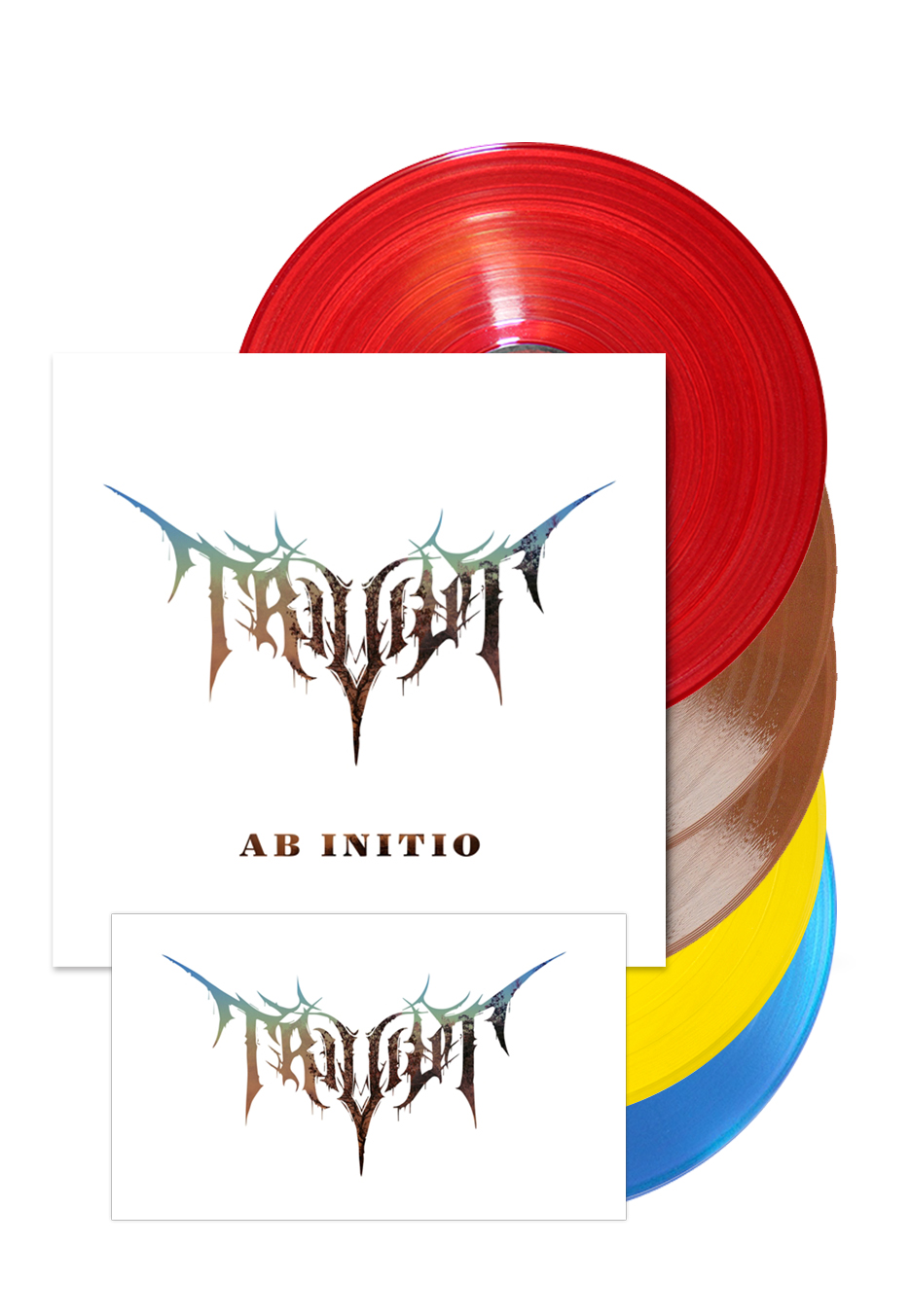 Trivium - Ember To Inferno (Ab Initio Deluxe Ed...