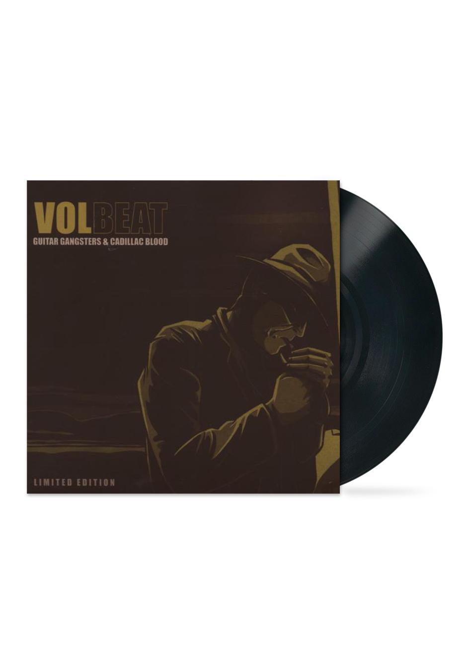 Volbeat - Guitar Gangsters & Cadillac Blood - Vinyl