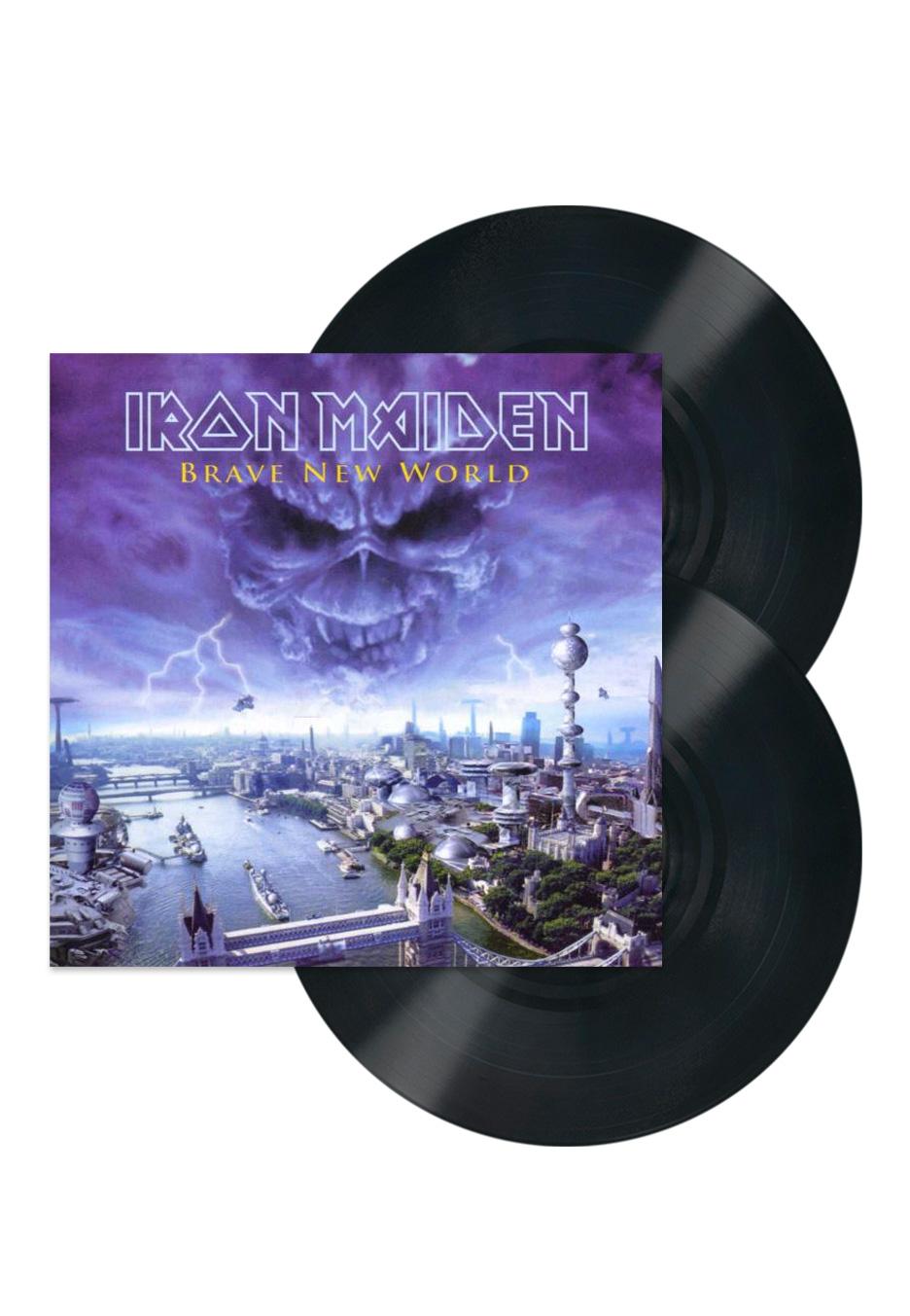 Iron Maiden - Brave New World - Vinyl